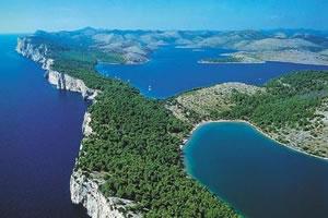Il parco nazionale Kornati